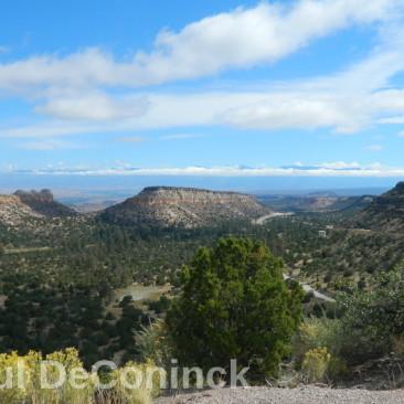 Sangre DeCristo Mountains