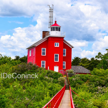 Marquette Harbor Lighthouse